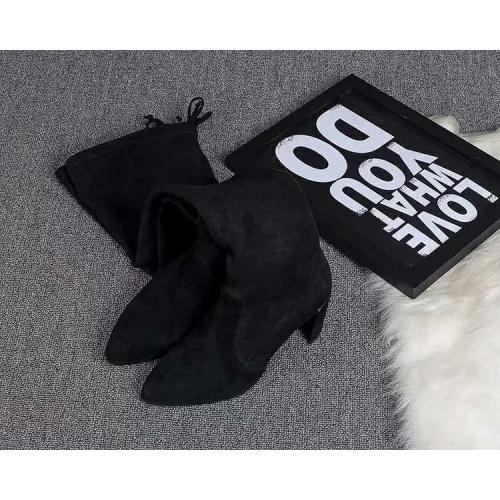 Cheap Stuart Weitzman Boots For Women #443020 Replica Wholesale [$85.00 USD] [W-443020] on Replica Stuart Weitzman Boots