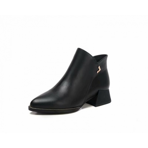Cheap Versace Boots For Women #443036 Replica Wholesale [$89.00 USD] [W-443036] on Replica Versace Boots