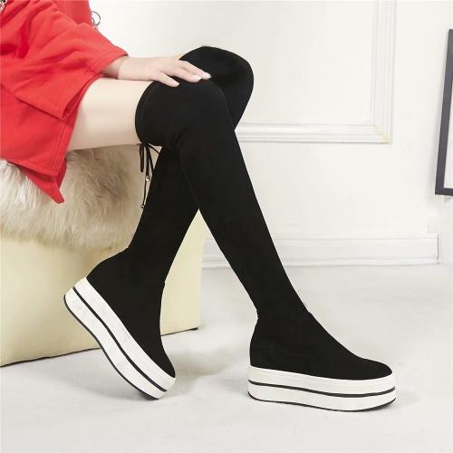 Cheap Versace Boots For Women #443038 Replica Wholesale [$97.00 USD] [W-443038] on Replica Versace Boots