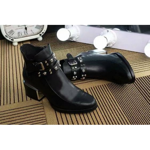 Cheap Versace Boots For Women #443935 Replica Wholesale [$90.20 USD] [W-443935] on Replica Versace Boots