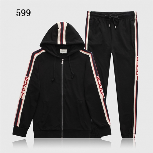 Gucci Tracksuits Long Sleeved For Men #444256