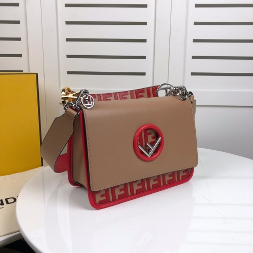 Cheap Fendi AAA Quality Messenger Bags #447740 Replica Wholesale [$162.00 USD] [W-447740] on Replica Fendi AAA Messenger Bags