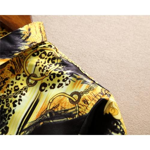 Cheap Versace Shirts Long Sleeved For Men #448753 Replica Wholesale [$41.00 USD] [W-448753] on Replica Versace Shirts