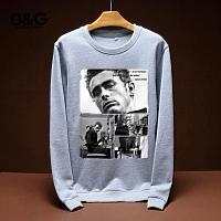 Dolce & Gabbana D&G Hoodies Long Sleeved For Men #443185