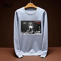 Dolce & Gabbana D&G Hoodies Long Sleeved For Men #443186