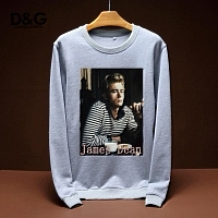 Dolce & Gabbana D&G Hoodies Long Sleeved For Men #443193