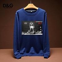 Dolce & Gabbana D&G Hoodies Long Sleeved For Men #443199