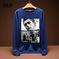 Dolce & Gabbana D&G Hoodies Long Sleeved For Men #443200