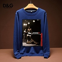 Dolce & Gabbana D&G Hoodies Long Sleeved For Men #443203