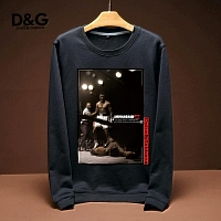 Dolce & Gabbana D&G Hoodies Long Sleeved For Men #443214