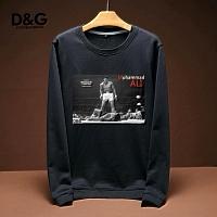 Dolce & Gabbana D&G Hoodies Long Sleeved For Men #443217