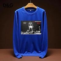 Dolce & Gabbana D&G Hoodies Long Sleeved For Men #443229