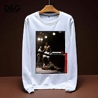 Dolce & Gabbana D&G Hoodies Long Sleeved For Men #443242