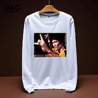 Dolce & Gabbana D&G Hoodies Long Sleeved For Men #443245