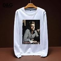 Dolce & Gabbana D&G Hoodies Long Sleeved For Men #443246