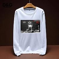 Dolce & Gabbana D&G Hoodies Long Sleeved For Men #443248