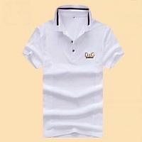 Dolce & Gabbana D&G T-Shirts Long Sleeved For Men #443380