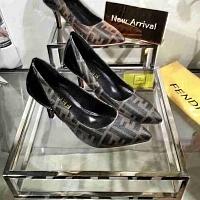 Fendi High-Heeled Shoes For Women #443913