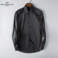 Balenciaga Shirts Long Sleeved For Men #444286