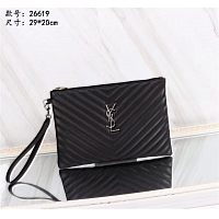Yves Saint Laurent AAA Quality Wallets #444535