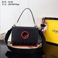 Fendi AAA Quality Messenger Bags #445159