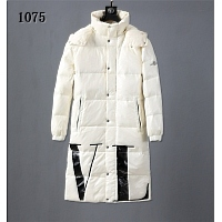 Moncler & Valentino Down Coats Long Sleeved For Men #445330