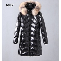 Moncler Down Coats Long Sleeved For Women #445352