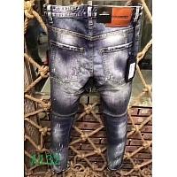 Cheap Dsquared Jeans For Men #445413 Replica Wholesale [$61.50 USD] [W-445413] on Replica Dsquared Jeans