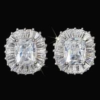 SWAROVSKI AAA Quality Earrings #446310