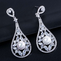 SWAROVSKI AAA Quality Earrings #446312