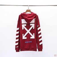 Off-White Hoodies Long Sleeved For Men #446993