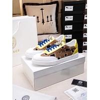 Cheap Versace Casual Shoes For Men #447665 Replica Wholesale [$78.00 USD] [W-447665] on Replica Versace Fashion Shoes