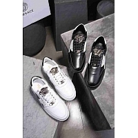 Cheap Versace Casual Shoes For Men #448610 Replica Wholesale [$89.00 USD] [W-448610] on Replica Versace Fashion Shoes