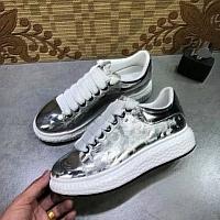 Alexander McQueen Casual Shoes For Women #448821