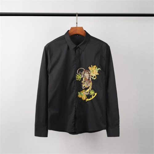 Cheap Givenchy Shirts Long Sleeved For Men #449879 Replica Wholesale [$45.00 USD] [W-449879] on Replica Givenchy Shirts