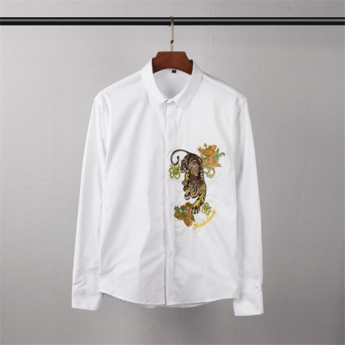 Cheap Givenchy Shirts Long Sleeved For Men #449880 Replica Wholesale [$45.00 USD] [W-449880] on Replica Givenchy Shirts