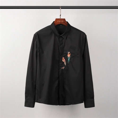 Cheap Givenchy Shirts Long Sleeved For Men #449882 Replica Wholesale [$45.00 USD] [W-449882] on Replica Givenchy Shirts