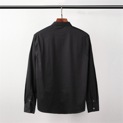 Cheap Givenchy Shirts Long Sleeved For Men #449887 Replica Wholesale [$45.00 USD] [W-449887] on Replica Givenchy Shirts
