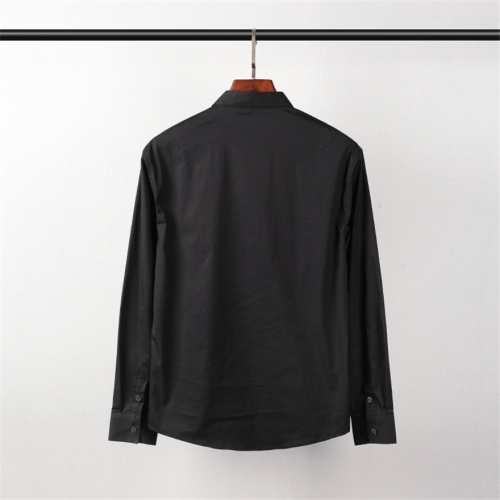 Cheap Givenchy Shirts Long Sleeved For Men #449889 Replica Wholesale [$45.00 USD] [W-449889] on Replica Givenchy Shirts