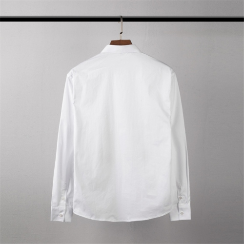 Cheap Givenchy Shirts Long Sleeved For Men #449891 Replica Wholesale [$45.00 USD] [W-449891] on Replica Givenchy Shirts
