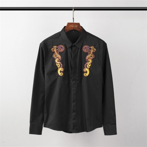 Cheap Givenchy Shirts Long Sleeved For Men #449896 Replica Wholesale [$45.00 USD] [W-449896] on Replica Givenchy Shirts