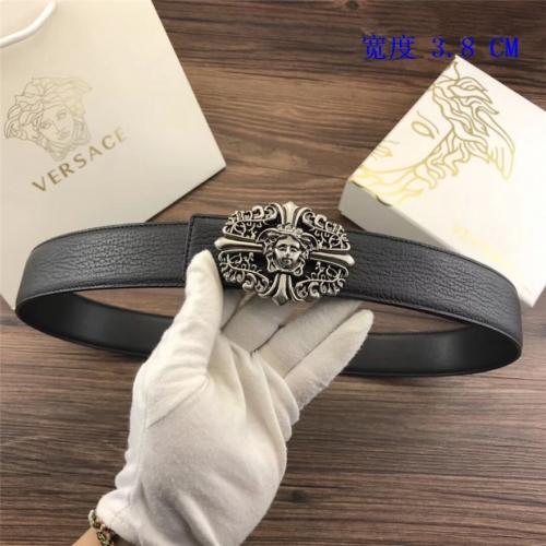 Cheap Versace AAA Quality Belts #450361 Replica Wholesale [$62.00 USD] [W-450361] on Replica Versace AAA+ Belts