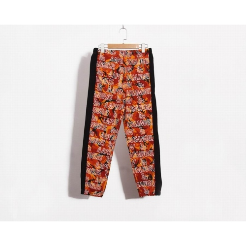 Cheap Aape Pants For Men #450904 Replica Wholesale [$43.00 USD] [W-450904] on Replica Aape Pants