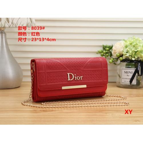 Cheap Christian Dior Fashion Wallets #453792 Replica Wholesale [$19.40 USD] [W#453792] on Replica Dior Wallets