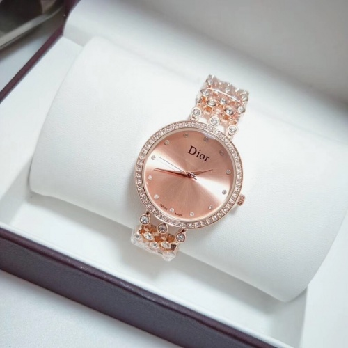 Cheap Dior Watches #454197 Replica Wholesale [$32.98 USD] [W#454197] on Replica Dior Watches