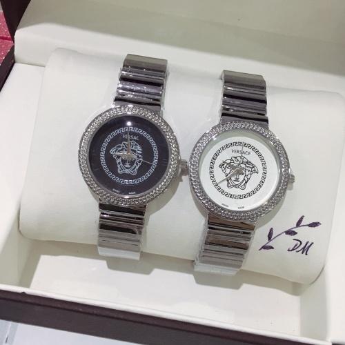 Cheap Versace Watches #454464 Replica Wholesale [$35.89 USD] [W#454464] on Replica Versace Watches