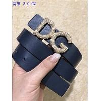 Dolce & Gabbana AAA Quality Belts For Women #449079