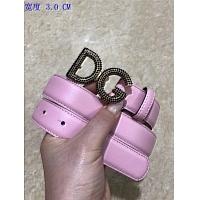 Dolce & Gabbana AAA Quality Belts For Women #449081