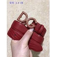 Dolce & Gabbana AAA Quality Belts For Women #449094