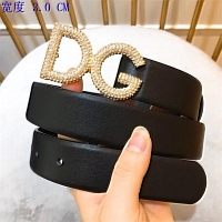 Dolce & Gabbana AAA Quality Belts For Women #449101